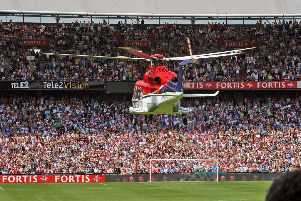 Los títulos no aterrizan en Rótterdam desde 2008.