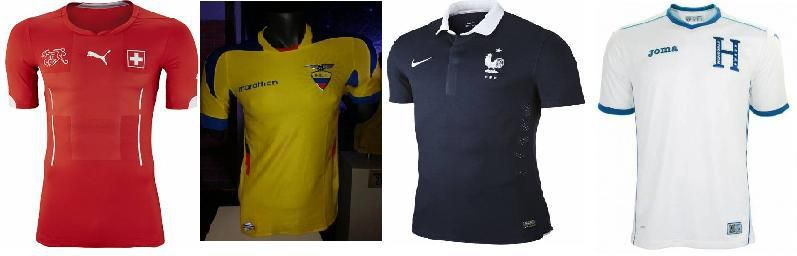 France share Group E Ecuador,
