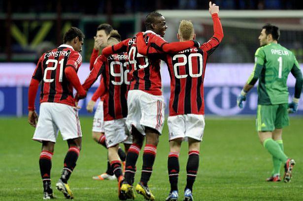 El AC Milan no estará en Europa la temporada que viene.