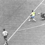 The famous no goal Pele in Mexico 1970
