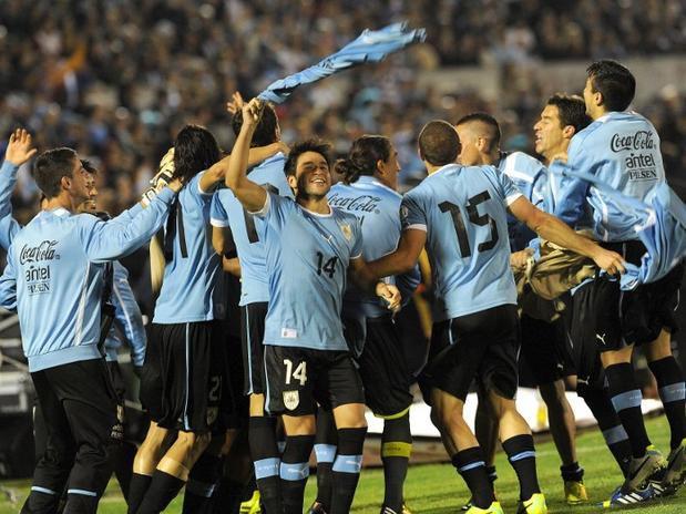 Uruguay promete dar guerra en el Mundial de Brasil 2014.