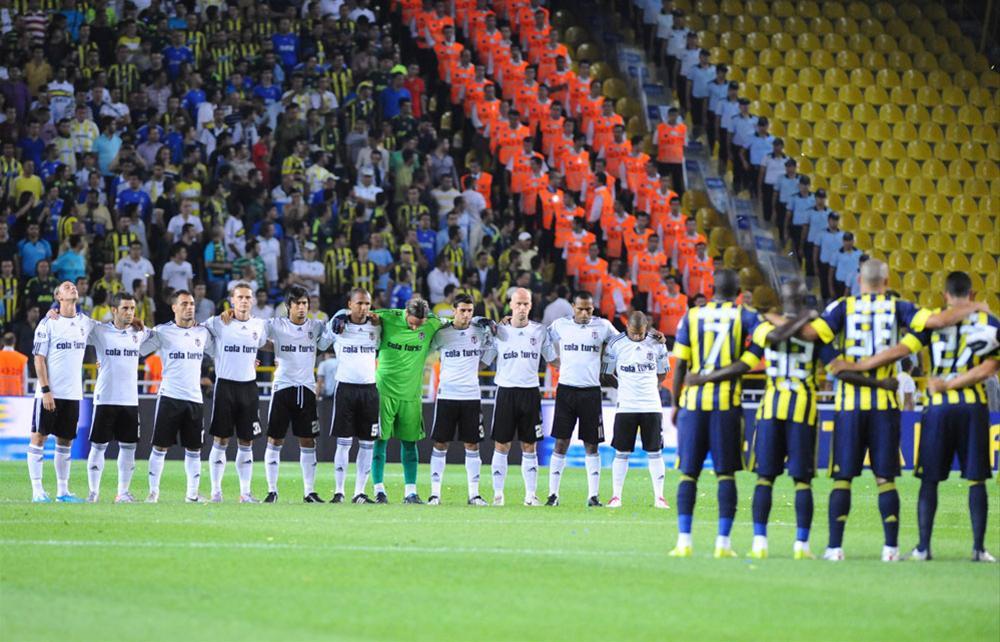 Besiktas y Fenerbahçe nunca han bajado en Turquía.