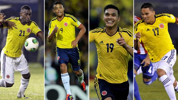 Colombia cuenta con suficientes alternativas a Falcao.