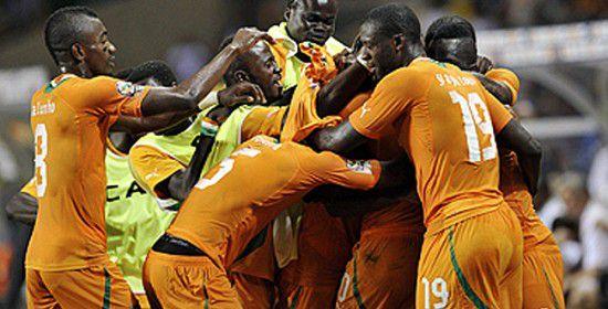 Costa de Marfil es una de las potencias de África.