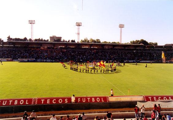 El Estadio 3 de marzo se encuentra en Jalisco.