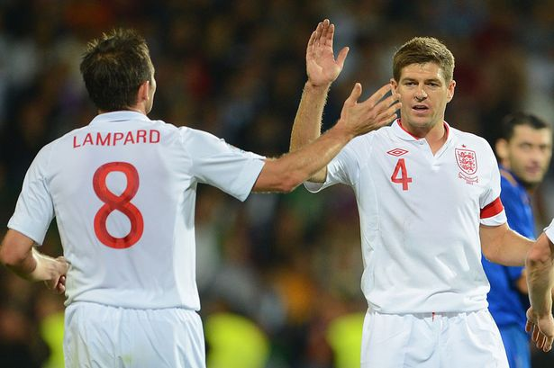 Who are you staying with, O Gerrard Lampard?