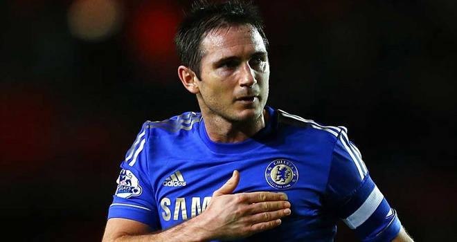 Lampard is the heart of Chelsea.