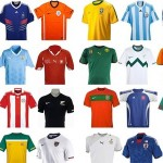 Official shirts World 2014