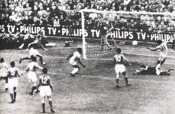Brasil no hizo valer su condición de anfitrión en 1950.