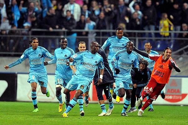 El Olympique es un habitual de las competiciones europeas.