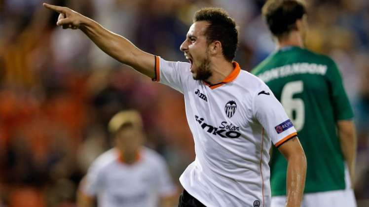 2014 It has been the year of consolidation of Paco Alcacer.