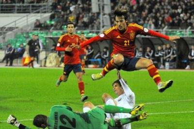 Silva and Pedro are two bastions of the current Spain.