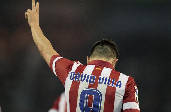 Cinco motivos por los que Villa debe ir al Mundial
