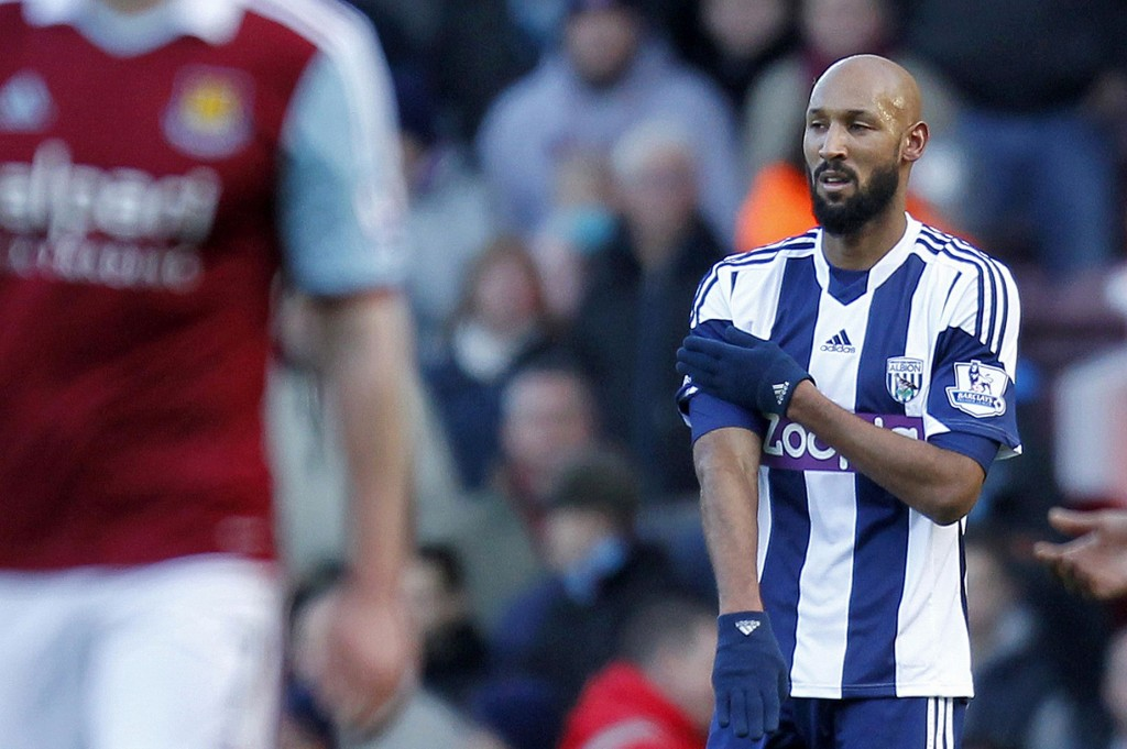 This gesture cost Anelka the dismissal of the WBA.
