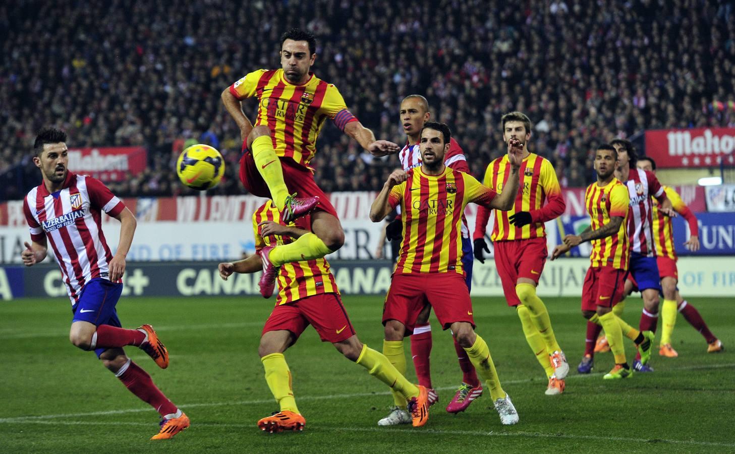 Barcelona y Atlético de Madrid se la jugarán en el último partido de Liga.