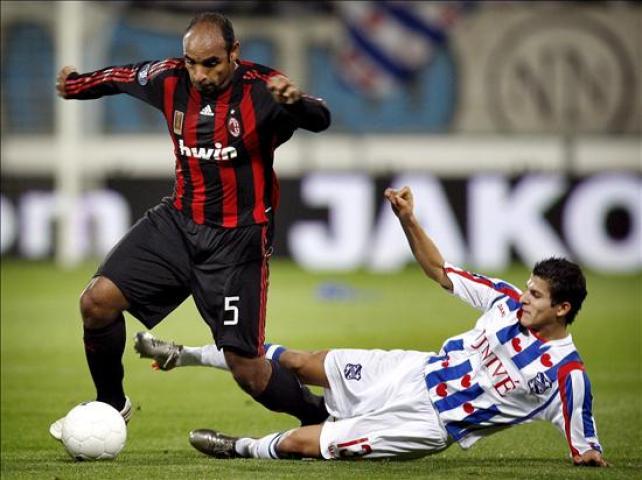 El Milán fue el siguiente destino de Emerson tras dejar el Madrid.