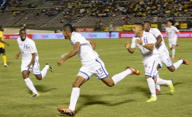 Honduras se clasificó tercera en el Hexagonal por delante de México.
