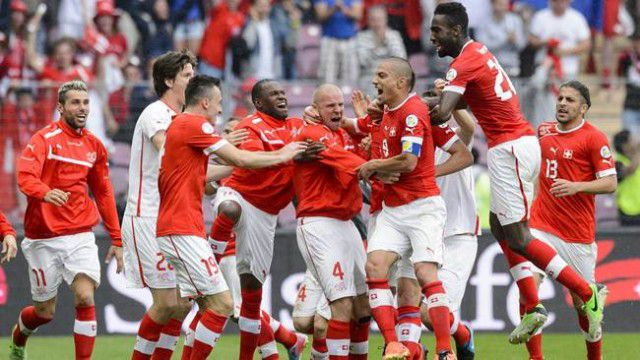 Suiza se presenta en el Mundial de Brasil como cabeza de serie.