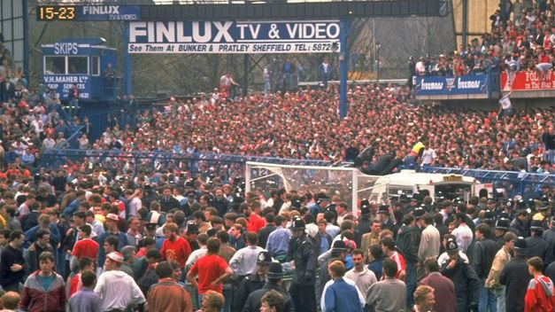 Hillsborough Tragedy, the biggest nightmare of English football