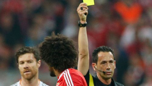 Should you forgive the penalty for accumulation of yellow cards in a final?