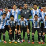 Argentina, possibly the selection with the strongest attack