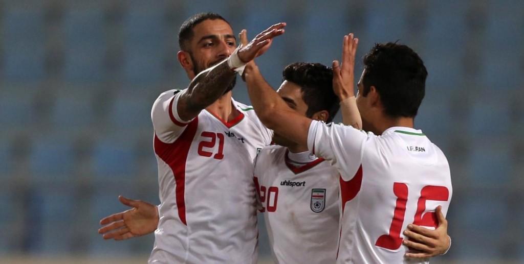 Irán acudirá a su cuarto Mundial en Brasil.