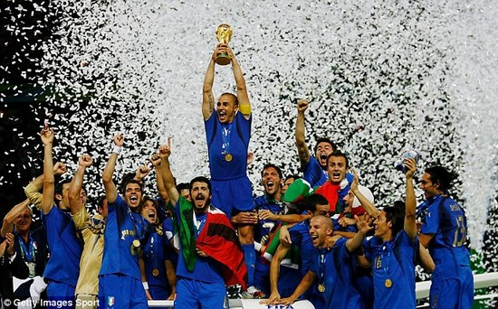 Top Stories of World Cup 2006
