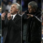 Ancelotti, Mourinho, Guardiola and Simeone, Who do you think best?