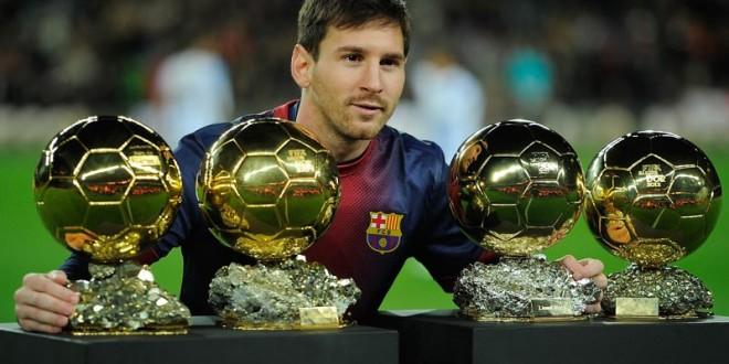 Messi lo ha ganado todo a nivel de clubes y a nivel personal. Todo menos un Mundial.