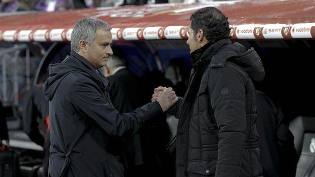 Simeone y Mourinho luchan por un puesto en la gran final de Lisboa.
