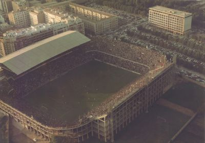 This was Mestalla in 1960.