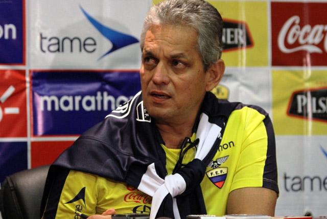 Reinaldo Rueda asumirá su primer Mundial con Ecuador.