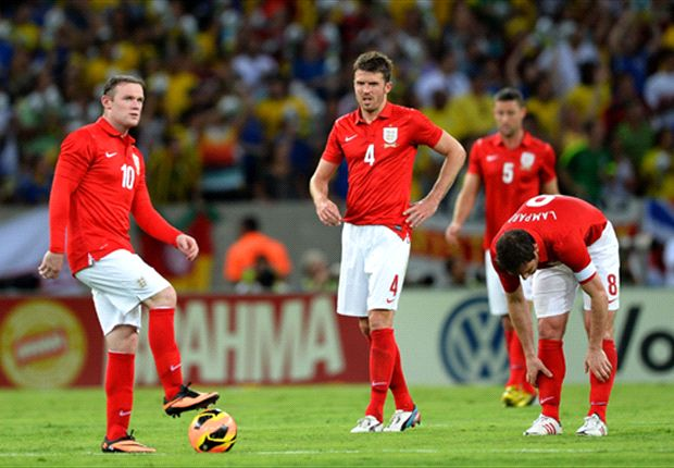 Rooney is the star of England.