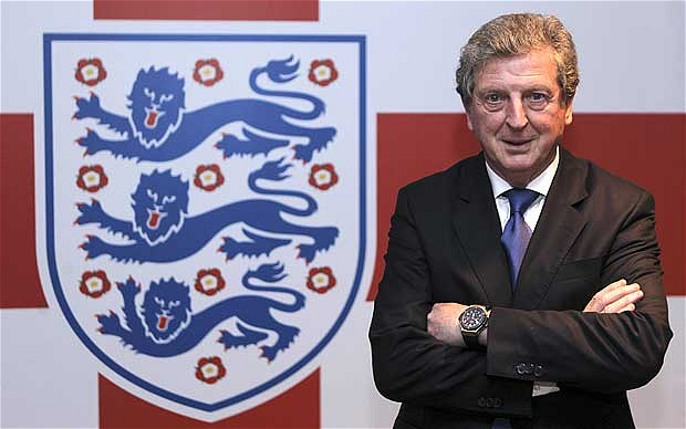 Hodgson will direct his first World Cup with England.