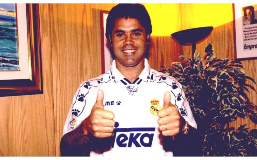 Carlos Secretary, one of the worst signings in the history of Real Madrid