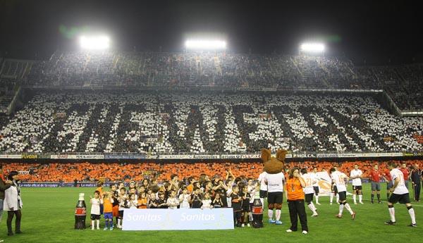 Difícil sí, posible también es la remontada del Valencia ante el Basilea.