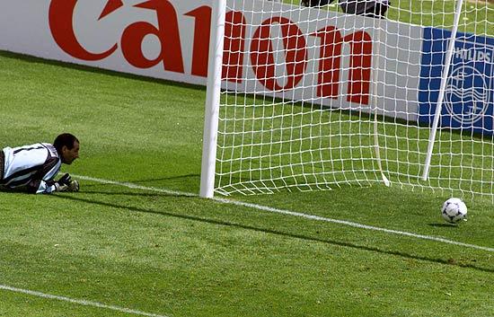 El error garrafal de Zubi ante Nigeria significó el principio del fin para España.