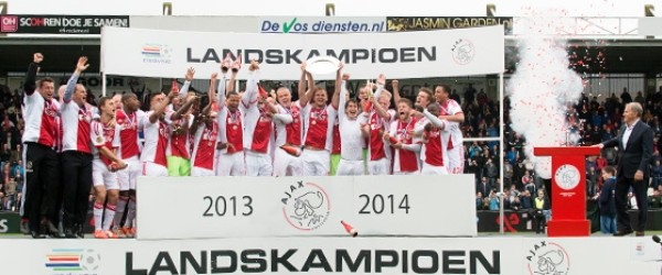 AJax is the great dominator of Dutch football.