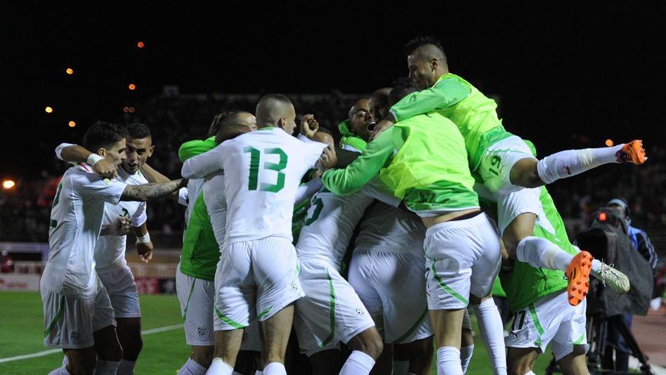 Argelia logró su clasificación a última hora.