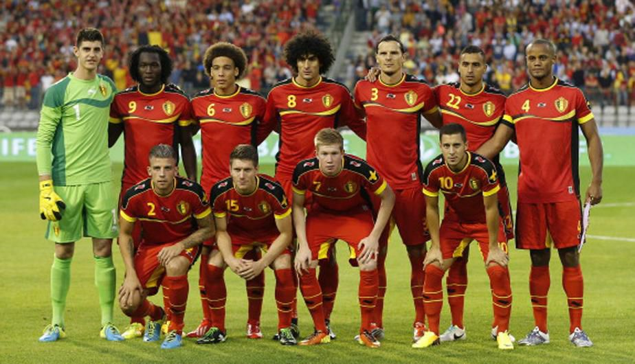 Belgium at the chance to become the surprise team