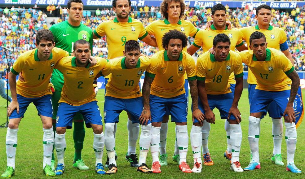 Brasil parte como favorita en muchas quinielas.