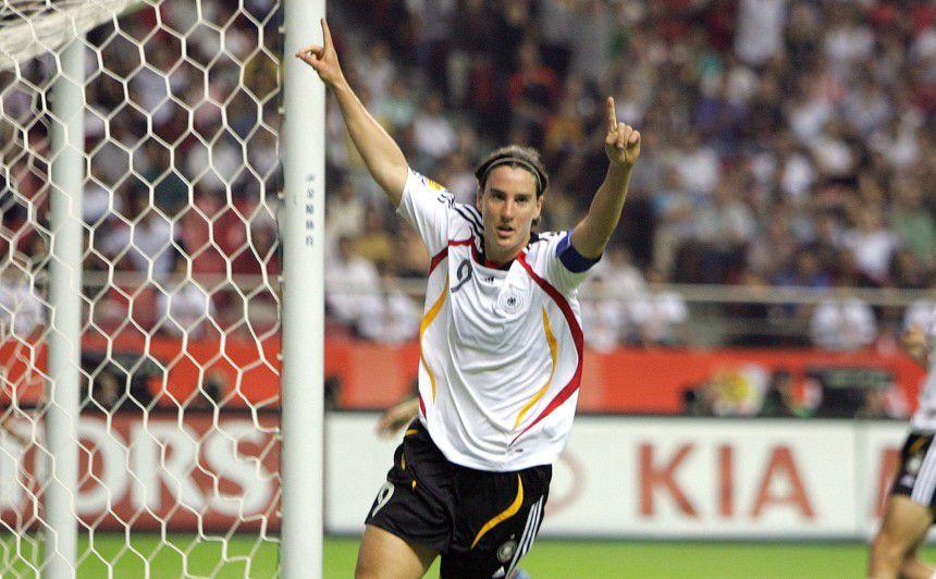 Prinz, una de las goleadores históricas del fútbol femenino.