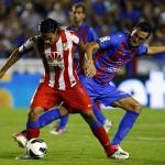 Antecedentes Levante-Atlético de Madrid en el Ciutat de Valencia