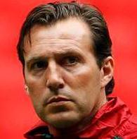 El ex jugador Marc Wilmots dirigirá a Bélgica en el Mundial.