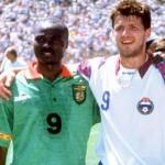 Los jugadores más viejos que jugaron en un Mundial