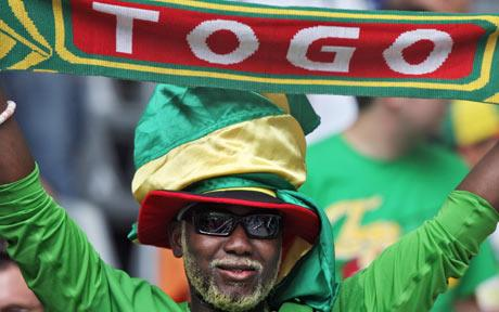 ¿Cómo es el fútbol en Togo?