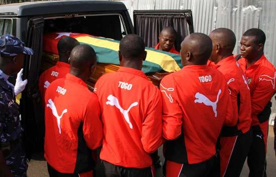 El tiroteo a la selección de Togo fue un caso impactante en el mundo del fútbol.