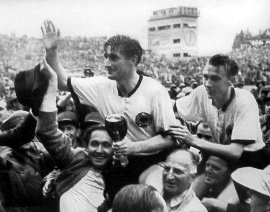 El Milagro de Berna está considerado una de las grandes gestas del fútbol.