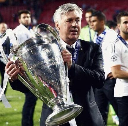 Ancelotti suma su 3ª Champions y supera  a Mourinho en sólo una temporada.