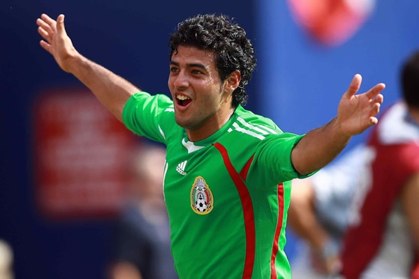 Carlos Vela has reneged on many occasions playing for Mexico.